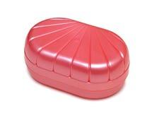 Paraboloïde de savon, d'isolement Images libres de droits