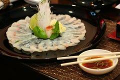 Paraboloïde de sushi Photos stock