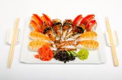 Paraboloïde de sushi Photo libre de droits