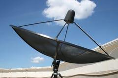 Paraboloïde de télévision de ciel. Images libres de droits
