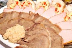 Paraboloïde froid Photo stock