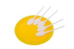 Paraboloïdes remplaçables Photo stock