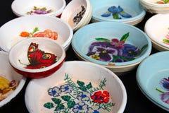 Paraboloïdes décoratifs Photos stock