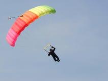 Paracaídas Fotografía de archivo