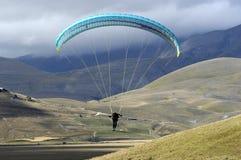Paracaídas 3 Imagen de archivo libre de regalías