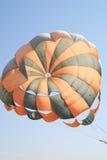 Paracaídas Foto de archivo libre de regalías