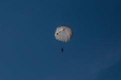 paracadutista immagine stock