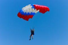paracaidista Fotografía de archivo libre de regalías