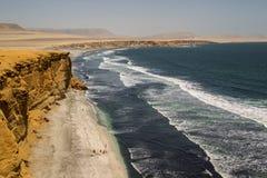 Paracas国家公园 免版税图库摄影