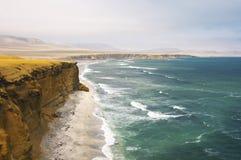 Paracas Cliff Vista Stock Photography