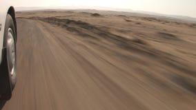 Paracas Desert and Ocean stock video footage