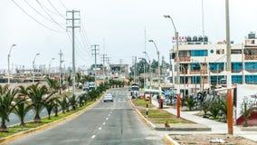 Paracas - le Pérou Image libre de droits
