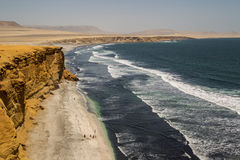 Paracas National Park Royalty Free Stock Photography