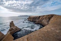 Paracas National Reserve, Paracas, Ica Region, Peru. Stock Photo