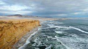 Paracas, Peruvian Coastline Royalty Free Stock Image