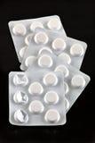 paracetamol Royaltyfri Foto
