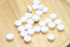 Paracetamol for healthy supplements. Royalty Free Stock Image