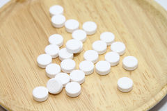 Paracetamol for healthy supplements. Stock Images