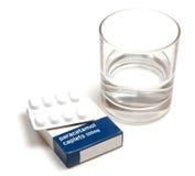 Paracetamolo Fotografia Stock