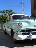 Parachoques clásicos del coche Imagen de archivo libre de regalías