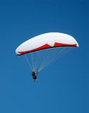 Parachute 1. Have fun in a parachute stock images