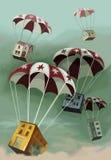 Parachute Royalty Free Stock Image