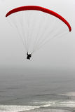 Parachute Gliding Royalty Free Stock Images