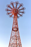Parachute Jump, Coney Island, Brooklyn Royalty Free Stock Images
