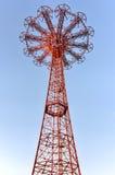 Parachute Jump, Coney Island, Brooklyn Royalty Free Stock Images
