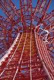 Parachute Jump in Coney Island Royalty Free Stock Image