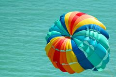 Parachute royalty free stock photos