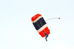 Parachute thailand Royalty Free Stock Photo