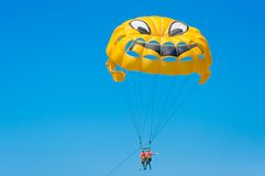 Parachute Royalty Free Stock Photo