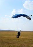 Parachuter Imagem de Stock Royalty Free