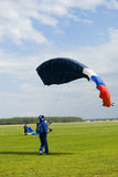 parachuter Στοκ εικόνα με δικαίωμα ελεύθερης χρήσης