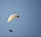 parachuter niebo Zdjęcia Royalty Free