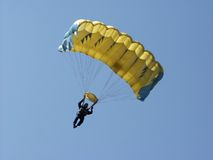 Parachutes Royalty Free Stock Photo