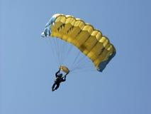 Parachutes Photo libre de droits