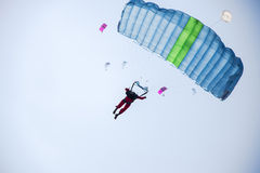 Parachutes Royalty Free Stock Images