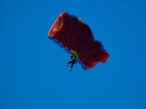 Parachutist Stock Image