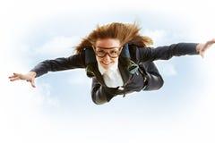 parachutist Стоковые Изображения RF