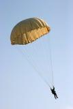 parachutist Royaltyfria Bilder