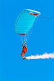 Parachutist Стоковые Изображения
