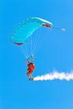 Parachutist Стоковые Фото