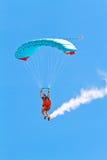 Parachutist Стоковая Фотография