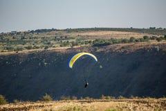parachutist Arkivbild
