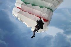 parachutist Lizenzfreie Stockfotos