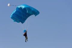 Parachutist Lizenzfreies Stockfoto