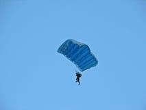 Parachutist Immagine Stock Libera da Diritti