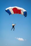 Parachutist Stock Photos